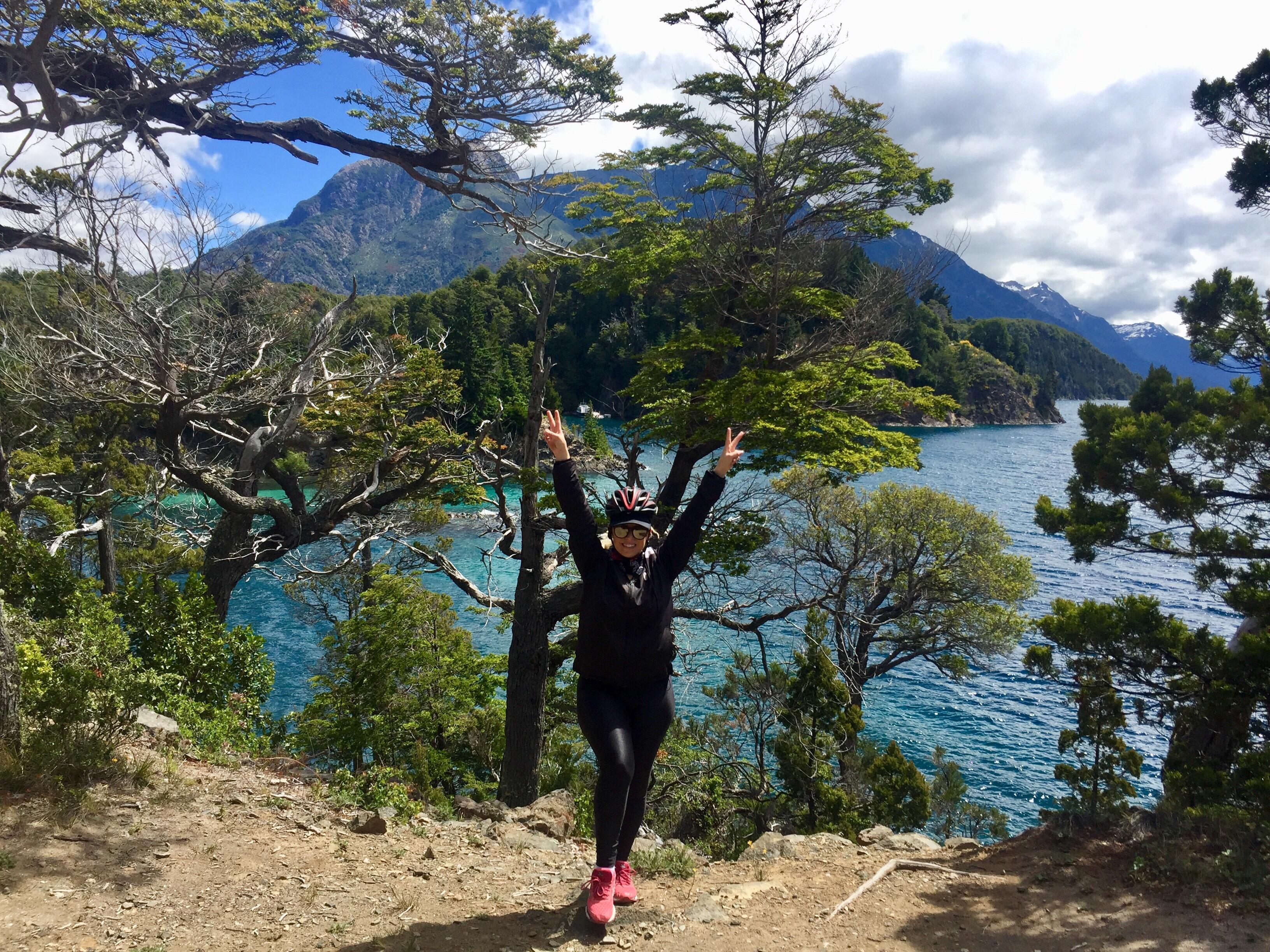 Circuito Chico : Bariloche u circuito chico de bike e cerro campanário u frida viaja